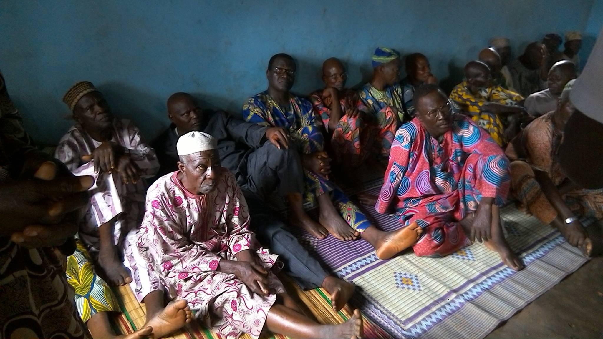 séminaire sur l'esclavage à Sakété