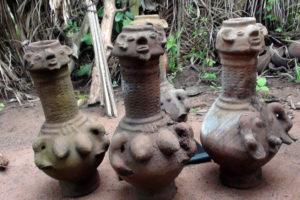 Symbole de l'amitié - Vodun ouest-africain